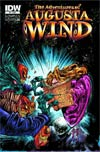 Adventures Of Augusta Wind #5 Regular Vassilis Gogtzilas Cover