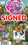 My Little Pony Friendship Is Magic #1 Cover Z-K DF Remarked Edition