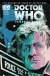 Doctor Who Prisoners Of Time #3 Cover A 1st Ptg Regular Francesco Francavilla Cover