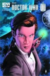 Doctor Who Vol 5 #7 Cover A Regular Mark Buckingham Cover