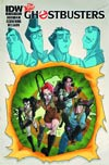 New Ghostbusters #2 Regular Dan Schoening Cover