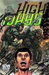 High Ways #3 Regular John Byrne Cover