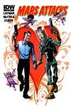 Mars Attacks Vol 3 #8 Regular John McCrea Cover
