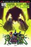 Teenage Mutant Ninja Turtles Secret History Of The Foot Clan #4 Regular Mateus Santolouco Cover