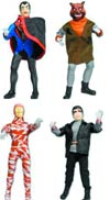 Mad Monster 8-Inch Action Figure Assortment Case