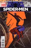 Spider-Men #5 Cover D DICE Exclusive Tommy Lee Edwards Variant Cover