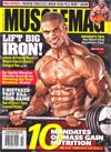 Muscle Mag #369 Feb 2013