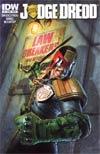 Judge Dredd Vol 4 #2 1st Ptg Regular Cover B Greg Staples