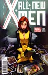 All-New X-Men #5 Incentive Olivier Coipel Variant Cover