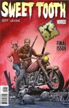 Sweet Tooth #40 Incentive Tim Truman Variant Cover