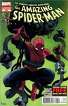 Amazing Spider-Man Vol 2 #699 2nd Ptg Paulo Rivera Variant Cover