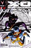 X-O Manowar Vol 3 #6 Cover D 2nd Ptg Patrick Zircher Sketch Cover