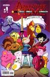 Adventure Time Fionna & Cake #1 1st Ptg Regular Cover A JAB
