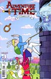 Adventure Time Fionna & Cake #1 1st Ptg Regular Cover B Joe Quinones