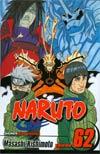 Naruto Vol 62 TP