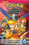 Pokemon Adventures Diamond And Pearl Platinum Vol 8 GN