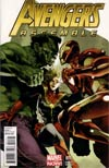 Avengers Assemble #11 Incentive Stephane Perger Variant Cover