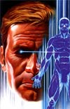 Bionic Man #15 Incentive Alex Ross Virgin Cover