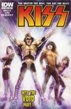 KISS Vol 2 #7 Regular Cover B Xermanico