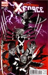 Uncanny X-Force Vol 2 #1 Incentive Ron Garney Variant Cover