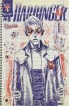 Harbinger Vol 2 #8 Incentive Jeff Lemire Line-Wide Variant Cover