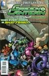 Green Lantern Vol 5 #19 Regular Gary Frank Cover (Wrath Of The First Lantern Tie-In)