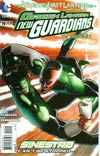 Green Lantern New Guardians #19 Regular Aaron Kuder Cover (Wrath Of The First Lantern Tie-In)