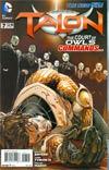 Talon #7 Regular Guillem March Cover
