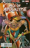 Age Of Apocalypse #14 Regular Giuseppe Camuncoli Cover (X-Termination Part 3)