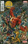 Age Of Ultron #5 1st Ptg Regular Bryan Hitch Cover