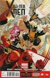 All-New X-Men #10 Cover A 1st Ptg Regular Stuart Immonen Cover