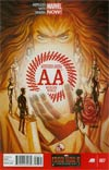 Avengers Arena #7 Regular Dave Johnson Cover
