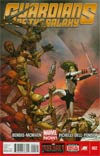 Guardians Of The Galaxy Vol 3 #2 Regular Steve McNiven Cover