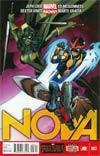 Nova Vol 5 #3 Regular Ed McGuinness Cover