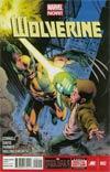 Wolverine Vol 5 #2 Regular Alan Davis Cover