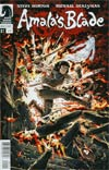 Amalas Blade #1 Regular Michael Dialynas Cover