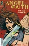 Angel And Faith #21 Variant Rebekah Isaacs Cover