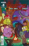 Adventure Time #5 Cover F New Ptg Connecting Regular Cover