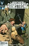 Archer & Armstrong Vol 2 #9 Variant Clayton Henry Cover