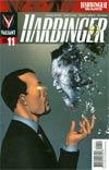 Harbinger Vol 2 #11 Regular Khari Evans Cover (Harbinger Wars Tie-In)