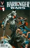 Harbinger Wars #1 Regular Lewis Larosa Cover