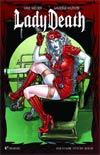 Lady Death Vol 3 #24 Cover I Nurse Cover