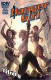 Danger Girl Trinity #1 Cover B Variant Alex Garner Subscription Cover