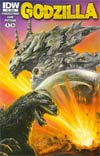 Godzilla Vol 2 #12 Cover A Regular Bob Eggleton Cover