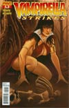 Vampirella Strikes Vol 2 #4 Regular Cover B Fabiano Neves