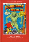"ACG Collected Works Forbidden Worlds Vol 4 HC  <font color=""#FF0000"" style=""font-weight:BOLD"">(CLEARANCE)</FONT>"