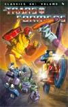 Transformers Classics UK Vol 4 TP