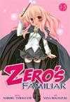Zeros Familiar Vol 1 - 3 TP