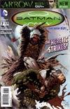 Batman Incorporated Vol 2 #7 Variant Tony S Daniel Cover