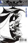 Batman The Dark Knight Vol 2 #16 Incentive Ethan Van Sciver Sketch Cover